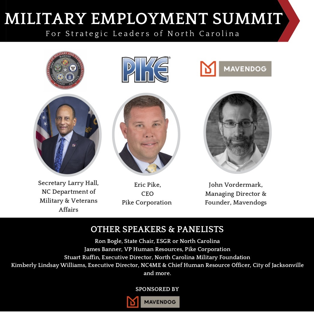 Military Employment Summit @ Goodwill of Southern Piedmont
