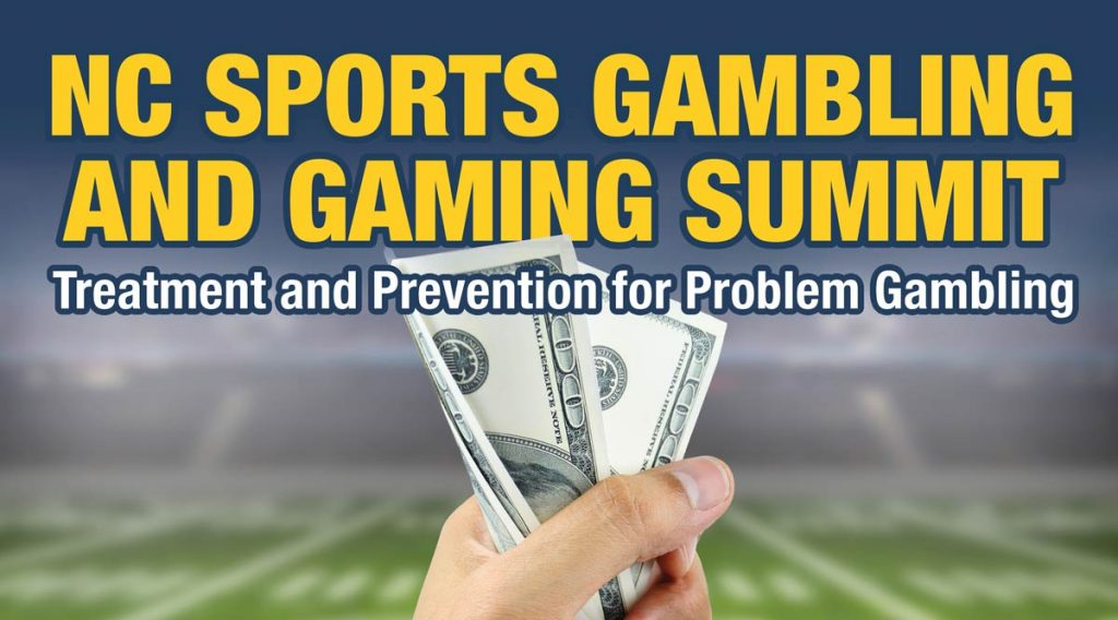NC Sports Gambling and Gaming Summit:  Treatment and Prevention for Problem Gambling @ McKimmon Conference and Training Center | Raleigh | North Carolina | United States